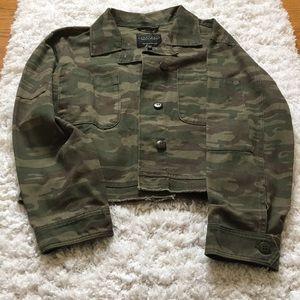 NWT Sanctuary Military Jacket
